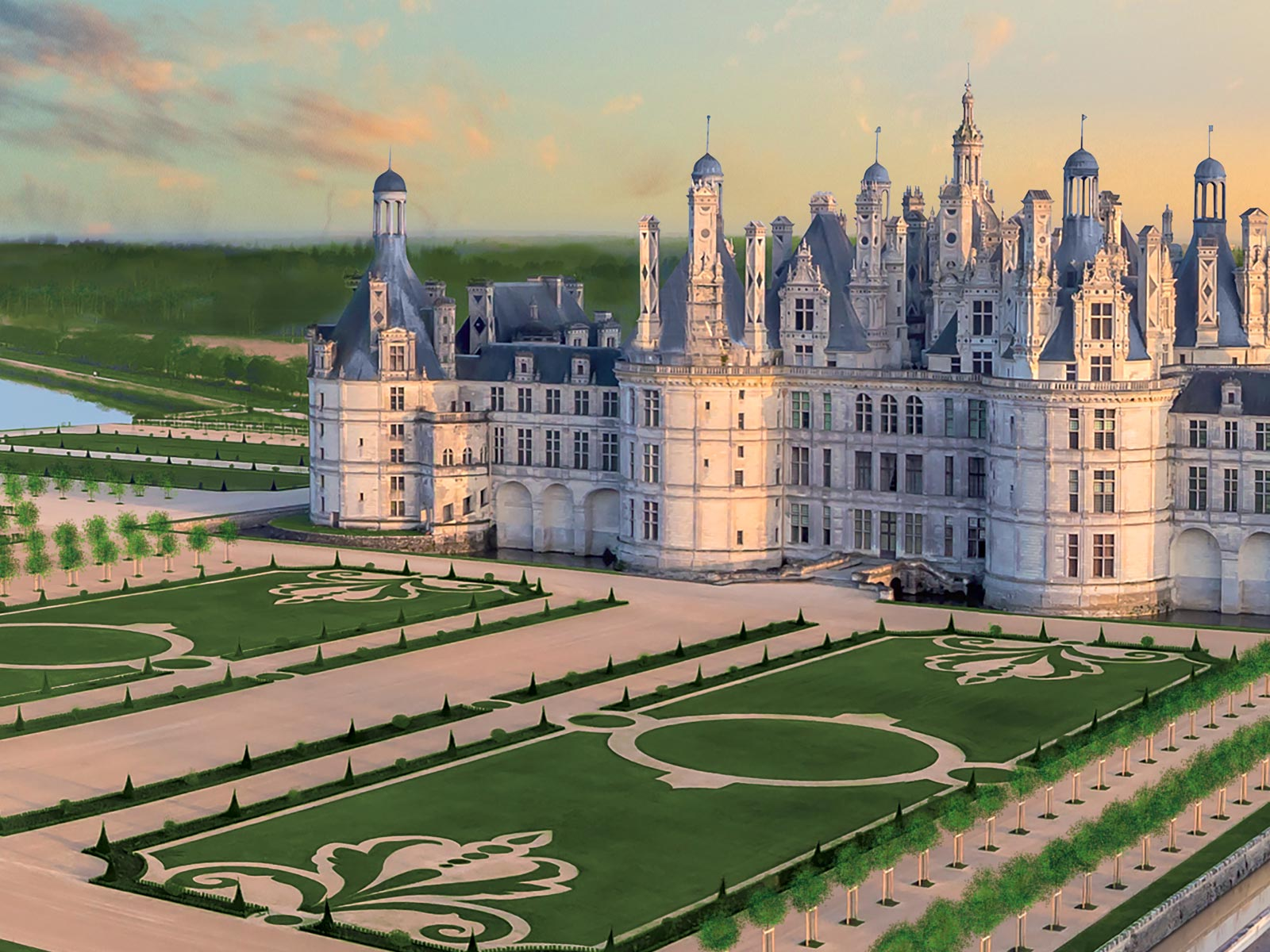 Excursion château de Chambord