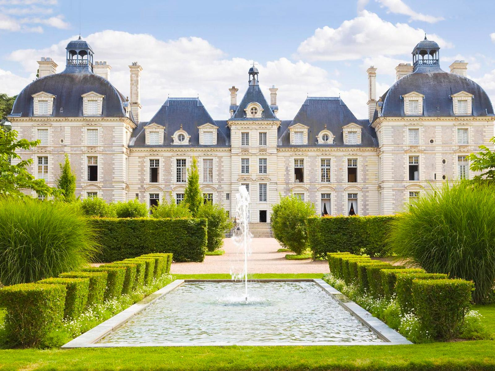 Excursion château de Cheverny
