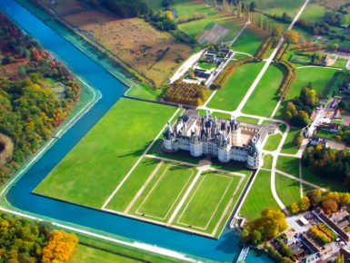 Excursion Chambord + Cheverny